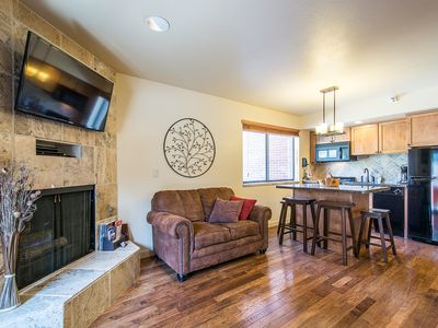 Photo for TRUE Ski-~In/Ski-~Out PARK CITY VACATION CONDO with MOUNTAIN VIEW! Summer - $119