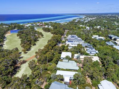 Fantastic location overlooking Dunsborough Country Club Golf Course,