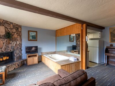Photo for Village Suites Inn - Polar Bear - Perfect Location, IN THE VILLAGE! Can't be better!!!