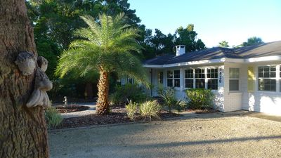 Photo for 3 Bedroom House on North End of Siesta Key walking distance to Shell Beach - New