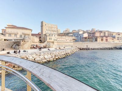 Photo for Apartment Vieux-Port and beach of the Catalans with parking