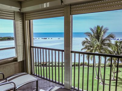 Photo for Welcome to Sandarac #509B. Your elegant yet beachy gulf-front address in paradise.