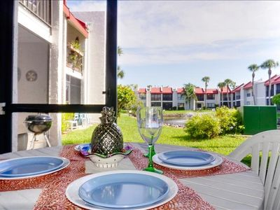 Photo for SPECIAL END OF YEAR PRICING $500.00 1 BEDROOM/1BATH RUNAWAY BAY 102 PET FRIENDLY