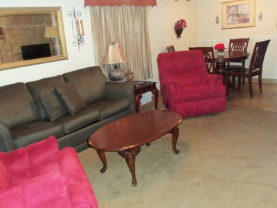 Photo for Two bedroom Condo in the downtown Gatlinburg (Unit 201)