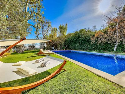 Photo for Luxury Celebrity Bel Air Estate with Pool