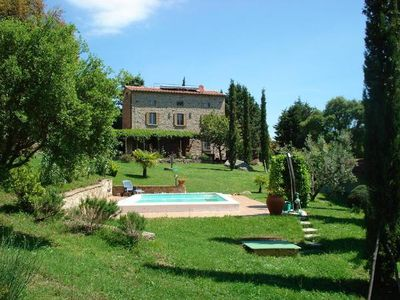 Photo for Holiday house Roccastrada for 4 - 9 persons with 3 bedrooms - Holiday house