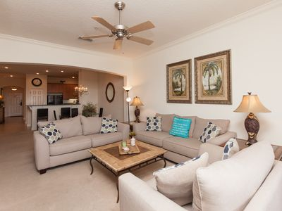 Photo for Cinnamon Beach Sunset View - Unit 1042!! Sleeps 8 and Pet Friendly!!
