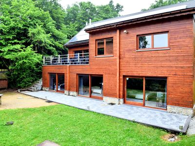 Photo for Luxurious Chalet with Sauna in Beauraing