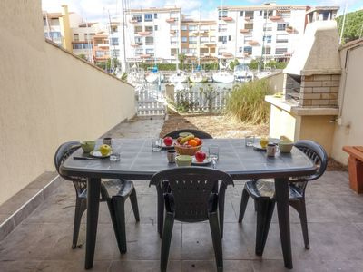 Photo for Vacation home Les Marines du Cap in Cap d'Agde - 6 persons, 2 bedrooms