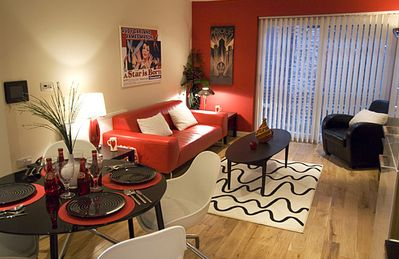 Photo for The Sawmill, Stylish city center accommodation with a quiet setting, sleeps 4