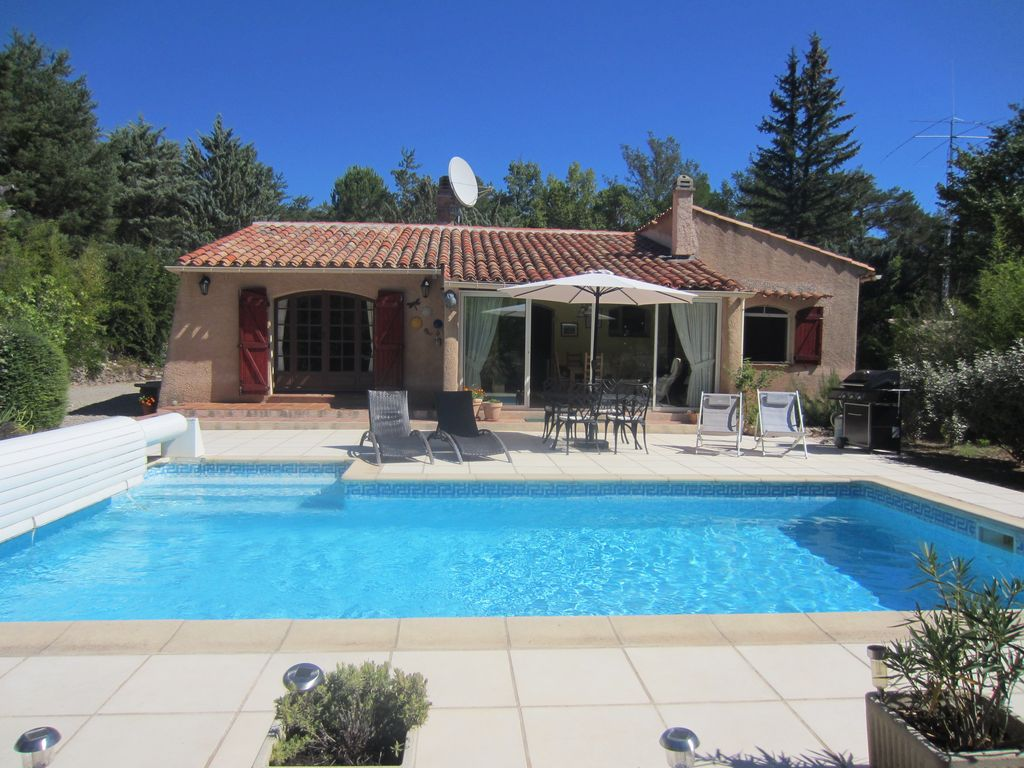 Charming Villa With Private Heated Pool In Beautiful Provence