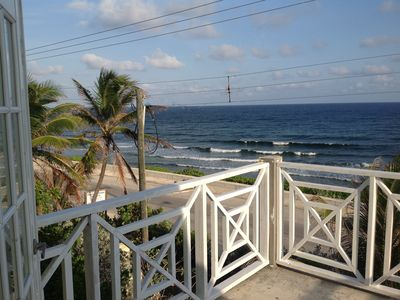 Photo for Unobstructed Ocean Views - 2 bdrm Apt. with Terrace