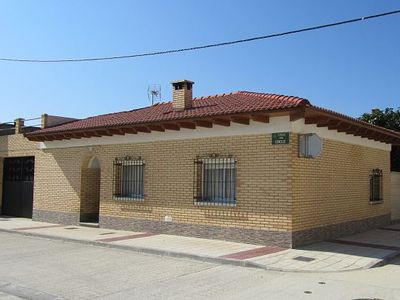 Photo for Rural house (full rental) El Refugio de las Bardenas for 5 people