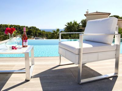 Photo for Vacation home Villa Delsol in Benissa - 6 persons, 3 bedrooms