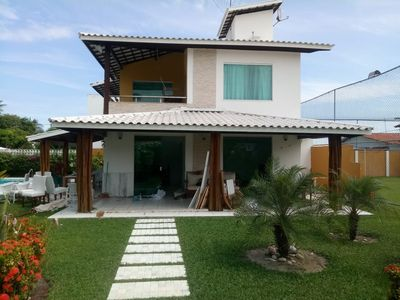 Photo for 4BR House Vacation Rental in Condomínio Arauá, BA