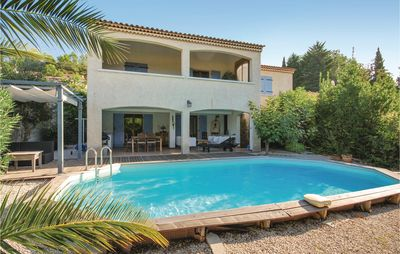 Photo for 4 bedroom accommodation in Le Val