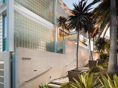 Photo for Amazing Balboa Beach House designed by the legendary Arthur Erickson