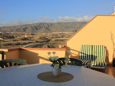 Photo for El Veril Duque, nice apartment, 1 bedroom, sleeps 4, 7min walk to El Duque beach