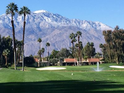 Photo for Stunning Contemporary -Private Setting view Golf & Mountains