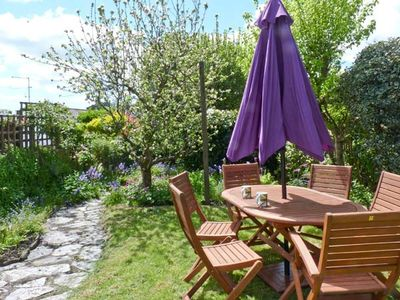 Photo for 5 BODMIN HILL, pet friendly, with a garden in Lostwithiel, Ref 11626