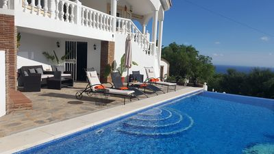 Photo for 3 bedroom Villa with Infinity Pool