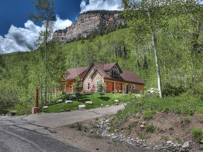 Photo for Custom Home Near Purgatory Ski Resort with Incredible Mtn. Views