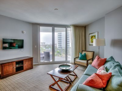 Photo for SUMMER $AVINGS ARE HERE!! Destin Centrally located w/ Lagoon Pool!