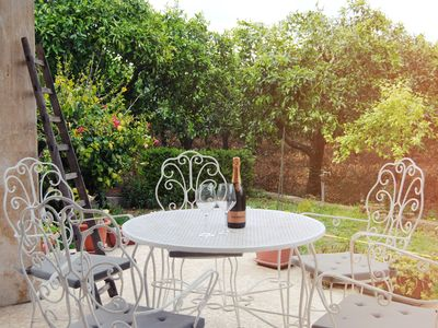 Photo for Villa zagara relaxation immersed in an orange grove