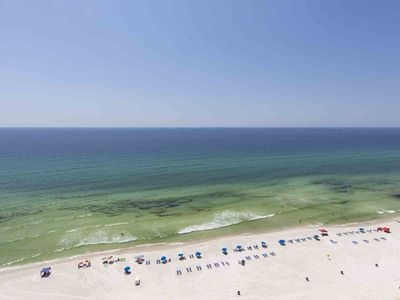Photo for Three Bedroom Beachfront Condo. Vacation Home Away from Home!