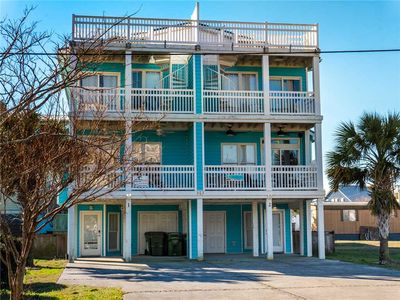 Photo for SeaRenity Now: 4 BR / 4 BA duplex in Kure Beach, Sleeps 10