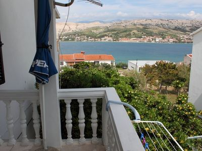Photo for Apartment Marko  A5(4+1)  - Pag, Island Pag, Croatia