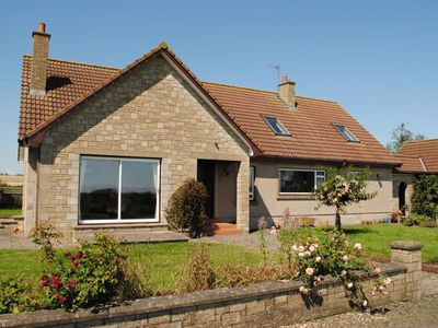 Photo for A lovely 4 bedroomed house on a working farm