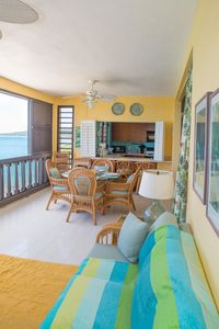 Photo for Sandy Toes - St Croix USVI Beachfront Condo on Powder Sand Beach