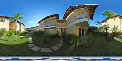 Photo for Apartment in condominium with 250 m. from Taperapuã beach. Follow: @yourferiasnabahia