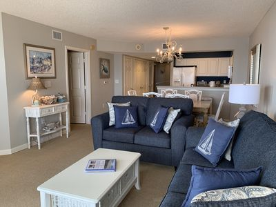 BEAUTIFUL BEACHFRONT Condo- Quiet- 4, 5, & 6 NIGHT SUMMER STAY OPTIONS AVAILABLE