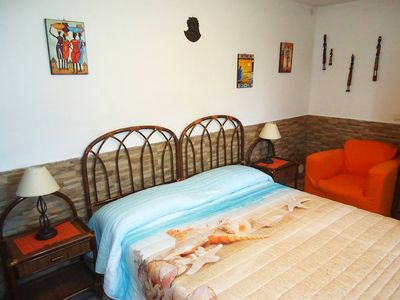 Photo for La Sabbia Nera, cottage for 4 people