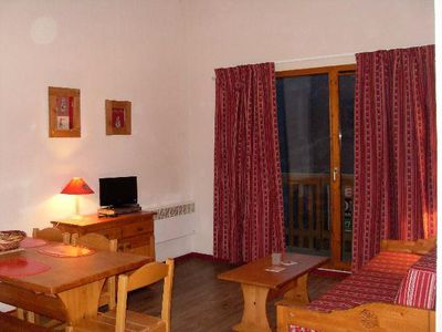 Photo for 1BR Apartment Vacation Rental in VALFREJUS MODANE
