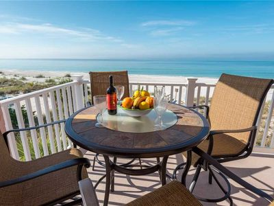 Photo for Beach Front Condo with huge April deals! Book today and SAVE!