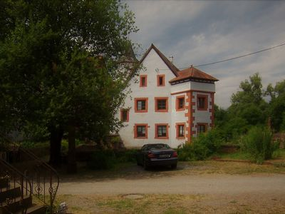 Photo for romantic castle apartments in the region Heidelberg / Neckar valley