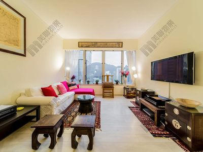 1000sq ft New Decoration Apartment in HK, Wan Chai for 3 pax, Victoria Harbour v
