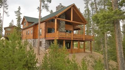 Photo for River Ridge Lodge - Brand new home overlooking the Colorado River! Sleeps 6!