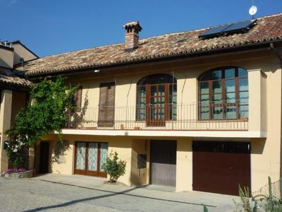Photo for Holiday apartment Serralunga d'Alba for 2 - 4 persons with 1 bedroom - Holiday apartment