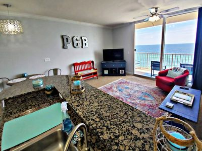 Photo for DISCOUNTED RATES MAY 19-24!!! 2 NIGHT STAY AVAILABLE!!! FREE BEACH CHAIR SERVICE