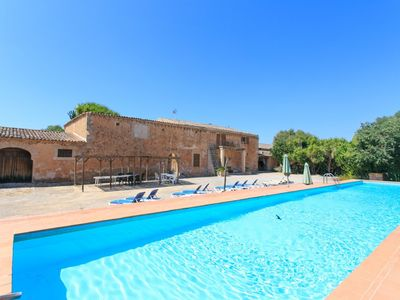 Photo for Ses Cases Noves: Large Private Pool, WiFi