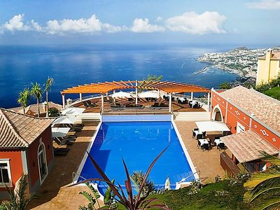Photo for Apartment Village 3 bed sea view in Madeira/Funchal - 6 persons, 3 bedrooms