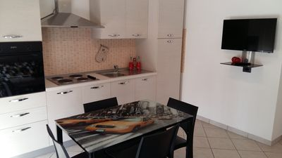 Photo for NICE APARTMENT 2 KM FROM THE CENTRE OF ALBA