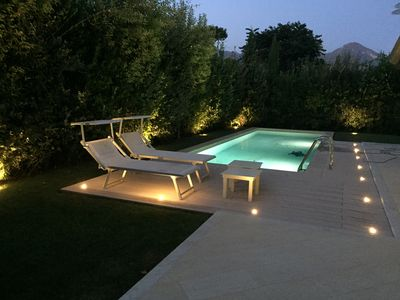 Photo for Francesco's Villa - with private pool and whirlpool - Marina di Pietrasanta