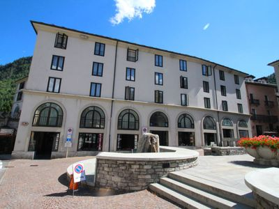 Photo for Apartment Universo in Courmayeur - 3 persons, 1 bedrooms