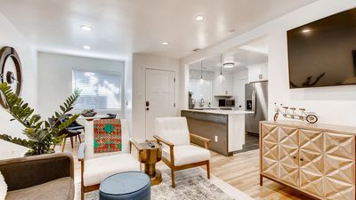 Photo for Completely Upgraded Suite near Convention Center and Downtown Salt Lake City