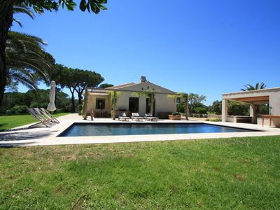 Photo for Modern, new renovated 5 bed Villa close to the beach close to St Tropez